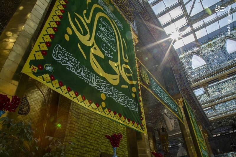 2874781 - عکس/ حالوهوای کربلا در آستانه عید غدیر
