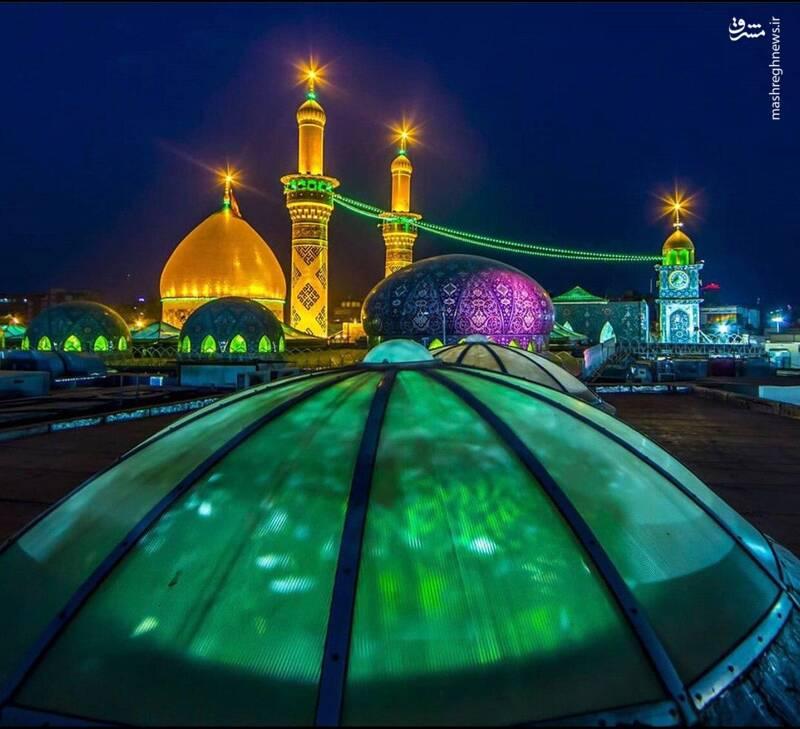 2874782 - عکس/ حالوهوای کربلا در آستانه عید غدیر