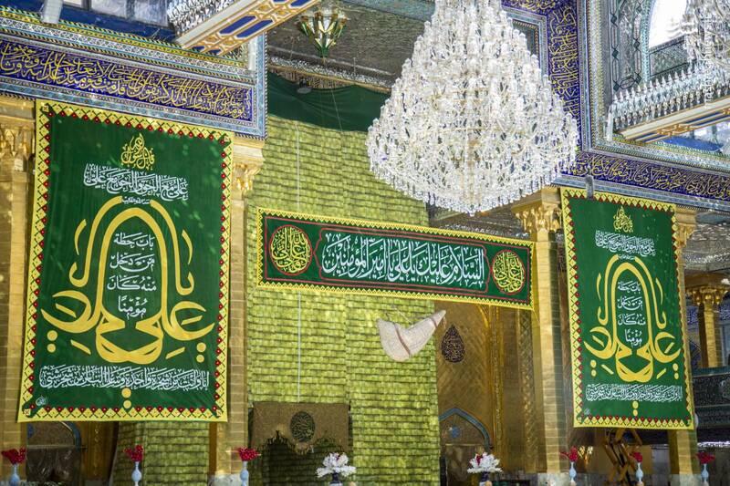2874783 - عکس/ حالوهوای کربلا در آستانه عید غدیر