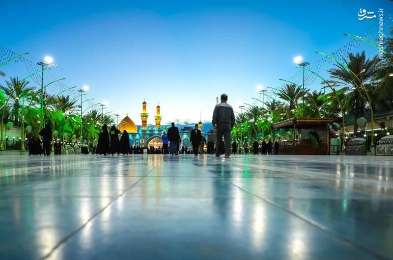 2874784 - عکس/ حالوهوای کربلا در آستانه عید غدیر