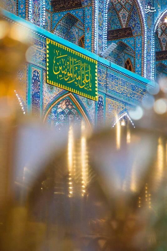 2874787 - عکس/ حالوهوای کربلا در آستانه عید غدیر
