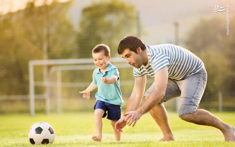 بازی پدران با کودکانشان چه تاثیراتی دارد؟