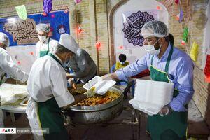 عکس/ اطعام ایام غدیر