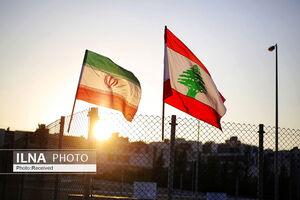 عکس/ بیمارستان صحرایی هلال احمر در بیروت