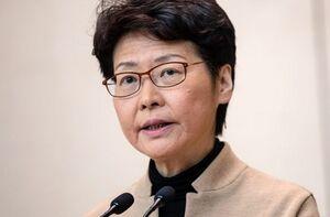 آمریکا قصد دارد فرماندار هنگکنگ را تحریم کند