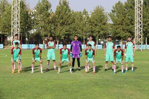اولین پیروزی تیم ملی جوانان با مظلومی