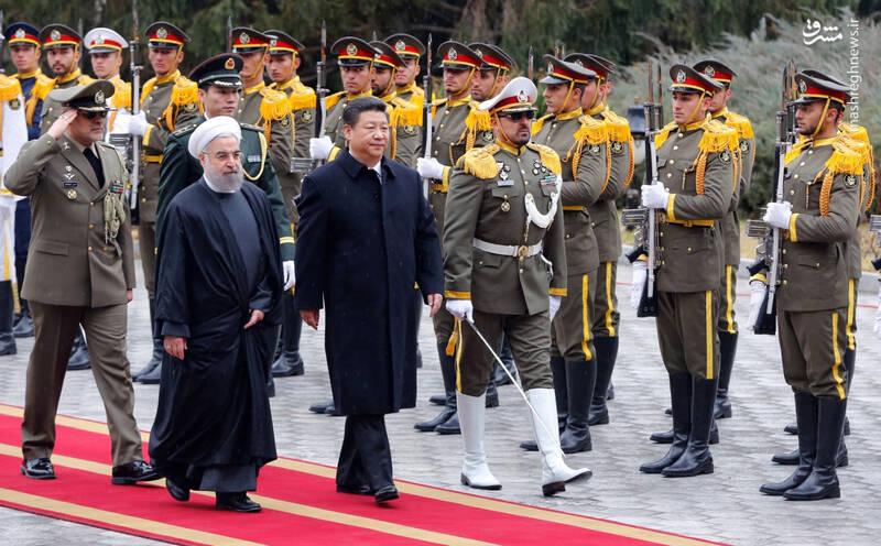 2875441 - توافق ایران و چین موازنه قدرت در خاورمیانه را تغییر خواهد داد/ با این توافق وادار کردن رهبران ایران به مذاکره با آمریکا غیرممکن میشود