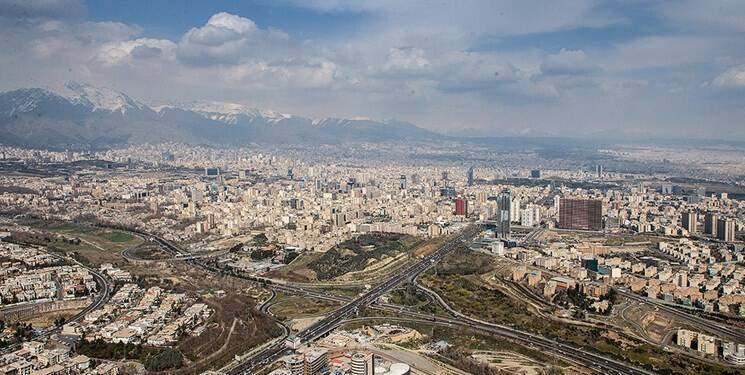 تعداد روزهای پاک در پایتخت