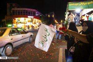 عکس/ جشن عید غدیر در خیابانهای تهران