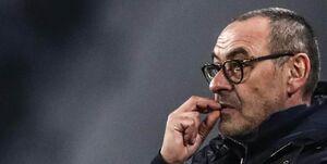 اظهارات ساری پس حذف یووه از  لیگ قهرمانان اروپا