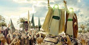 عکس/ چرا غدیر مهمترین عید اسلام است؟