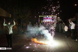 عکس/ کاروان جشن غدیر در سرخه
