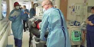 مرگ ۱۶ هزار بیمار در انگلیس به دلیل محدودیتهای کرونا
