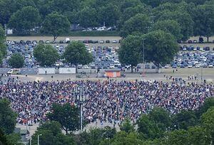 تظاهرات در آلمان