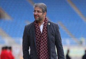 حمیداوی: سر شهرخودرو را مقابل استقلال بریدند