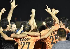 اولین تیم صعودکننده به لیگ برتر مشخص شد +جدول