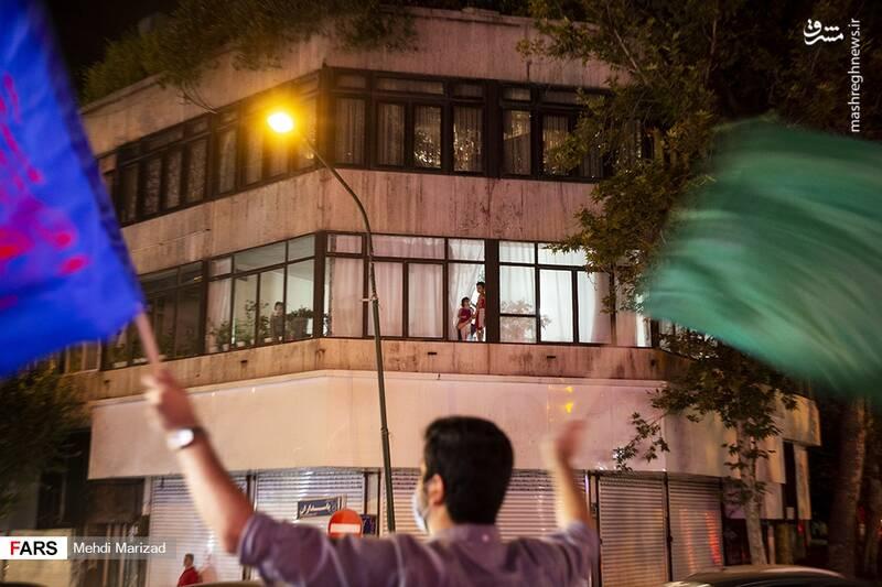 2876223 - عکس/ جشن عید غدیر در خیابانهای تهران