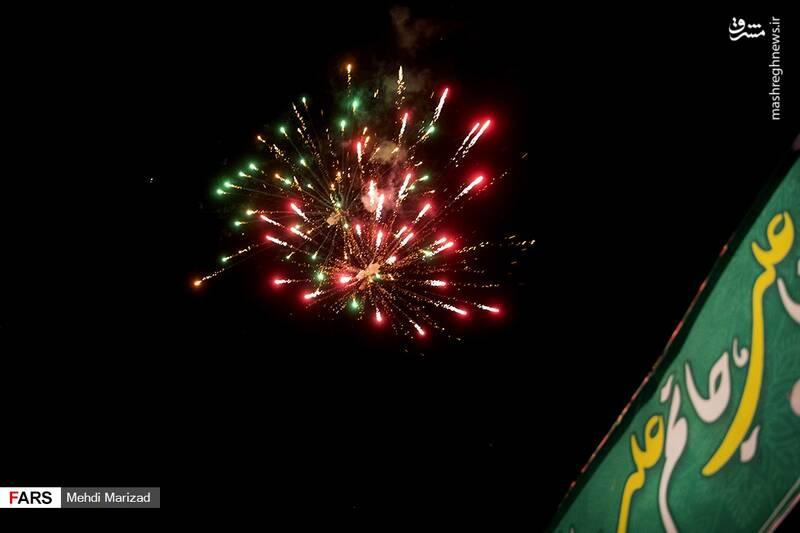 2876226 - عکس/ جشن عید غدیر در خیابانهای تهران