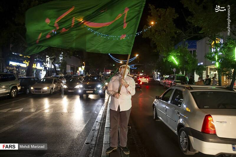 2876230 - عکس/ جشن عید غدیر در خیابانهای تهران