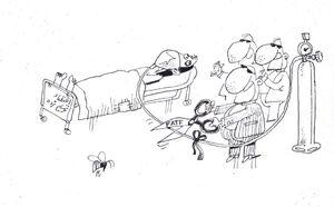 کاریکاتور / تاثیر FATF بر اقتصاد ملی!