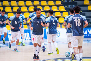تیمهای شرکت کننده در تورنمت فوتسال ایران