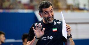 ادعای رسانه ایتالیایی: عطایی، گزینه هدایت تیم ملی والیبال ایران