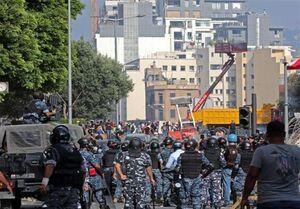 المنار: درگیریها در مرکز بیروت تشدید شد