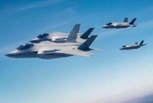 رزمایش هوایی مشترک تروریستهای سنتکام و اسرائیل