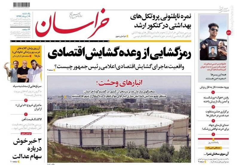 خراسان: رمزگشایی از وعده گشایش اقتصادی