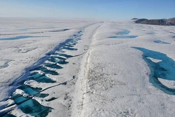 آخرین توده یخی دست نخورده کانادا ذوب شد