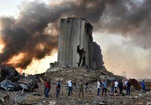اذعان صهیونیستها به ارزیابی غلط از انفجار بیروت