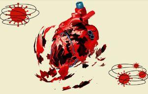 ترس از کرونا دلیل اصلی مرگ بیشتر جانباختگان سکته قلبی