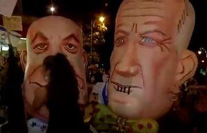 معترضین به نتانیاهو: دورانت به سر رسیده!