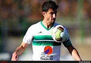 تصمیم حدادی فر برای خداحافظی از فوتبال