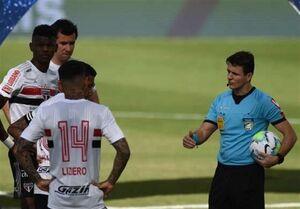 تعویق یک دیدار از سری A برزیل به دلیل ابتلای ۱۰ بازیکن به کرونا