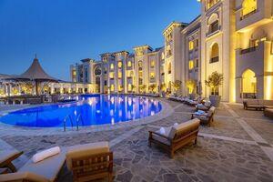 هتل لوکس نمایندگان فوتبال ایران در قطر +عکس