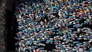 عکس/ جشنواره قایقرانی در روسیه