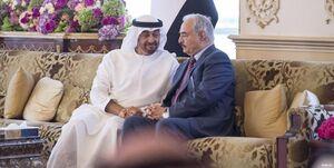 تحرکات امارات برای سرقت طلای لیبی با همدستی «خلیفه حفتر»