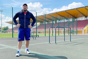 قهرمان روس کشتی جهان: در ایام کرونا ۱۰ کیلو وزن کم کردم
