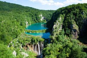 تصاویری از زیباترین دریاچههای جهان