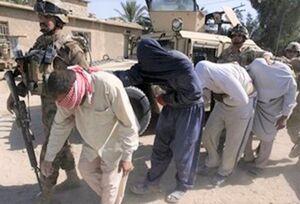 دستگیری ۴ تروریست وابسته به داعش در بغداد