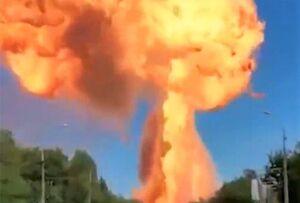 وقوع انفجار در خط لوله نفت کرکوک به بیجی عراق