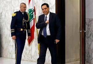 حسان دیاب استعفای کابینه لبنان را اعلام کرد