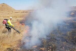 آتشسوزی در ۲۰ نقطه در جنوب سرزمینهای اشغالی