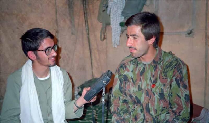 خبرنگار شهدا که خود نیز شهید دفاع مقدس شد+ تصاویر