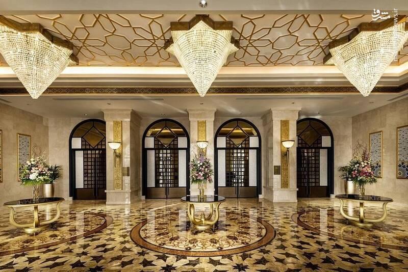 2878449 - هتل لوکس نمایندگان فوتبال ایران در قطر+عکس
