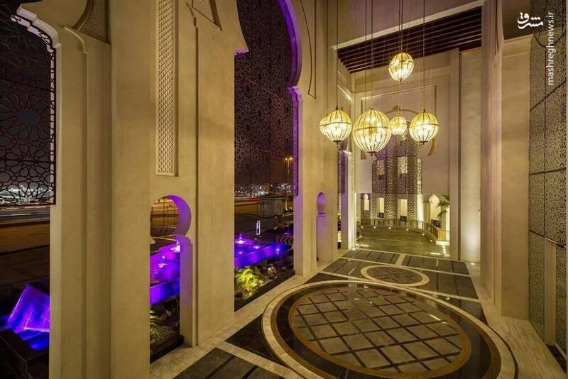 2878450 - هتل لوکس نمایندگان فوتبال ایران در قطر+عکس