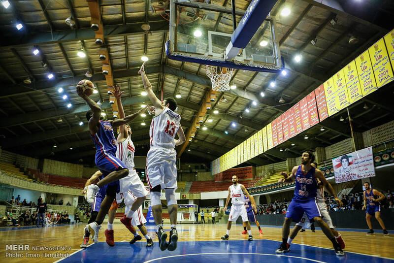 لغو مسابقات بسکتبال جام حذفی تهران