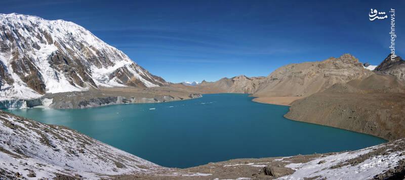دریاچه تیلیچو در نپال