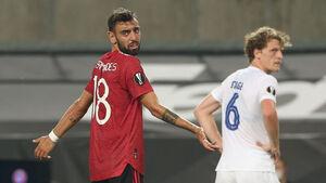 صعود دشوار منچستر به نیمه نهایی لیگ اروپا